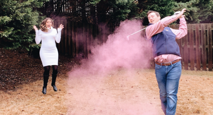 We're having a girl!