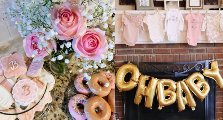 Tickled pink: Alabama babyshower