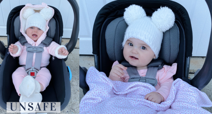 Rookie mom mistake: Winter coats and car seats
